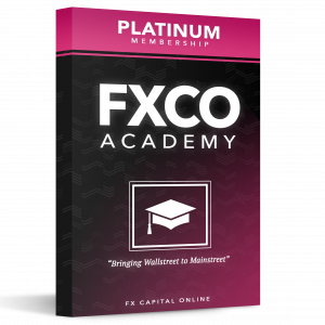 FXCO Academy – Platinum Membership (subscription)